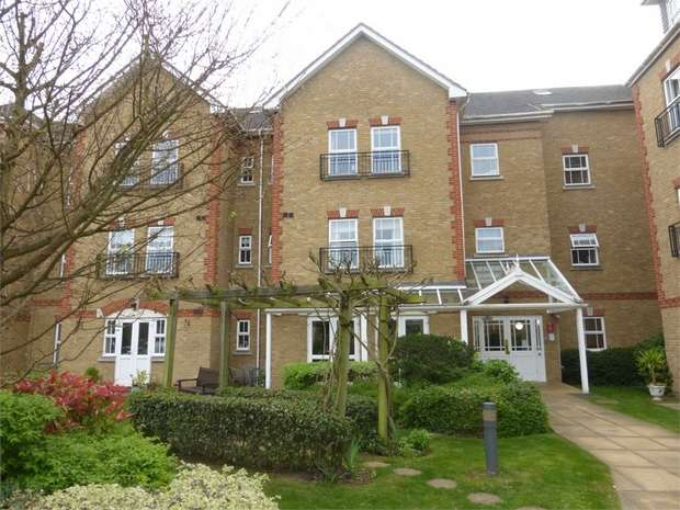 2 Bedrooms Retirement Property for sale in Kingfisher Court, Draper Close, Isleworth, Middlesex