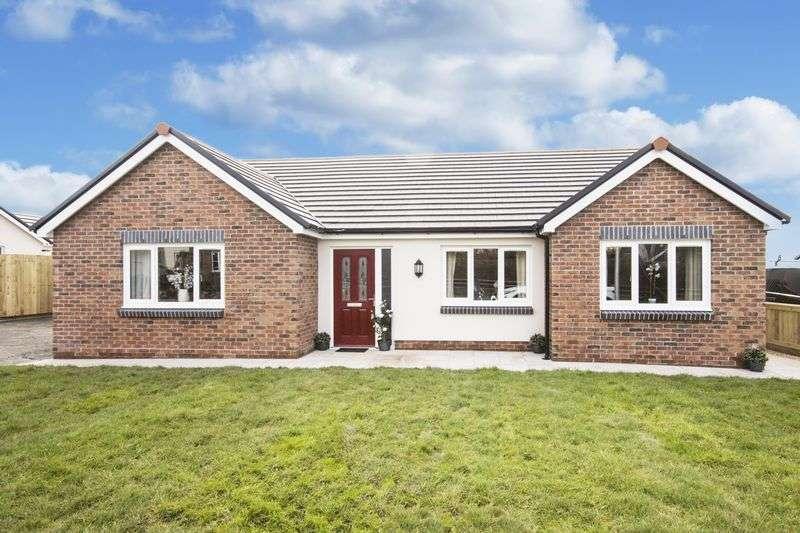 3 Bedrooms Detached Bungalow for sale in Plot 7, Rhosybonwen Road, Llanelli