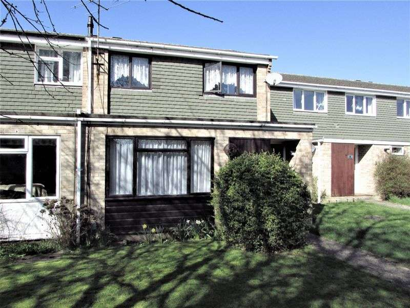 3 Bedrooms Terraced House for sale in Burns Walk, Thatcham