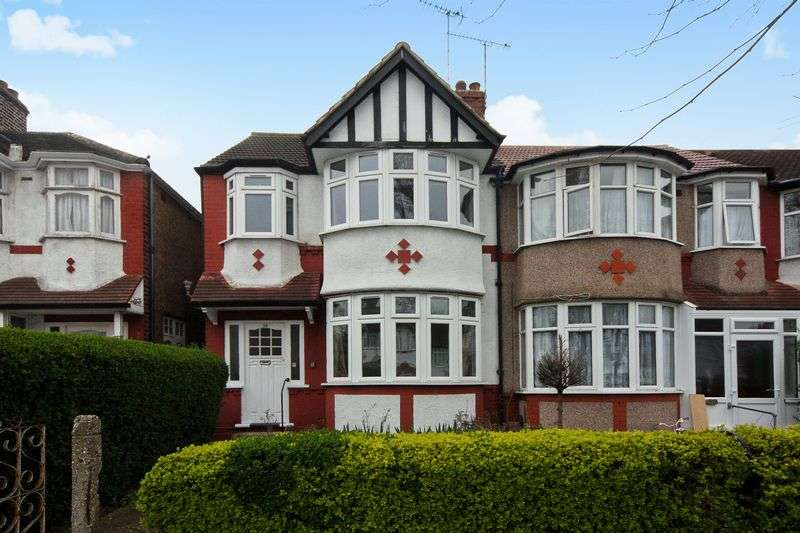 4 Bedrooms Terraced House for sale in Cleveley Crescent, London
