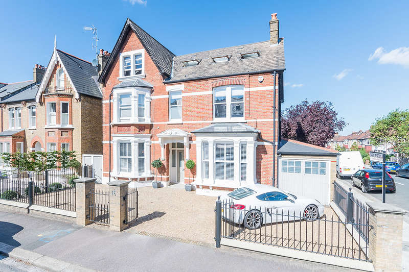 7 Bedrooms Detached House for sale in Mundania Road, East Dulwich, SE22