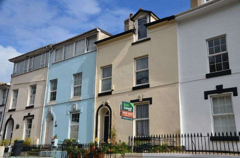 3 Bedrooms Terraced House for sale in BOLTON STREET BRIXHAM