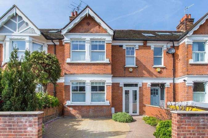 3 Bedrooms Terraced House for sale in Swyncombe Avenue, Ealing