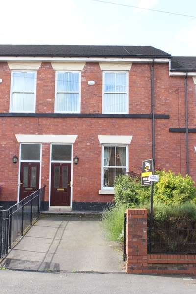 3 Bedrooms Terraced House for sale in Newby street, Liverpool, Merseyside, L4