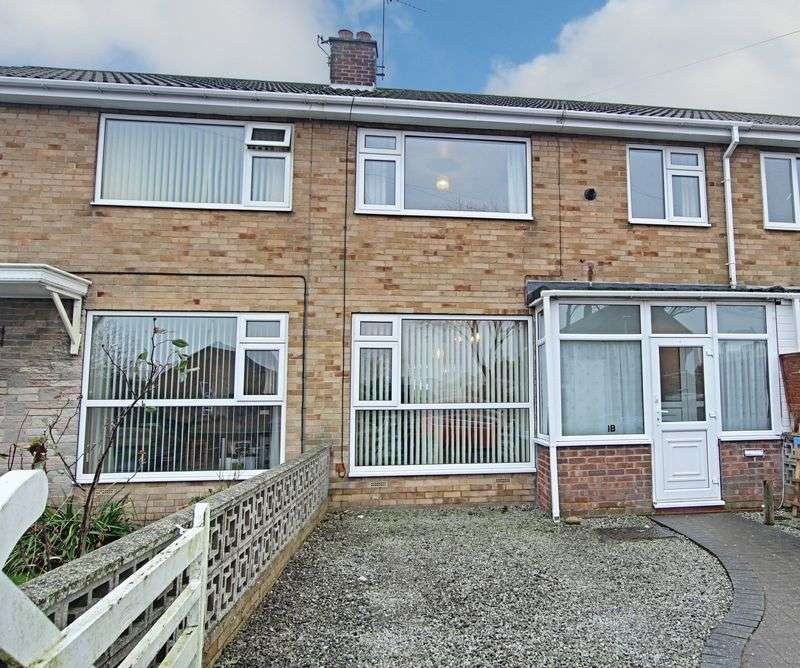 3 Bedrooms Terraced House for sale in Ryecroft Drive, Withernsea