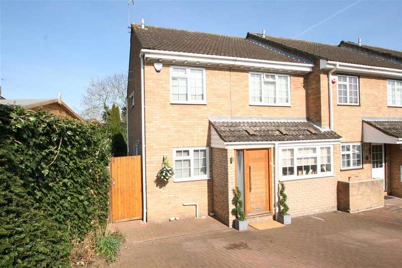 3 Bedrooms End Of Terrace House for sale in The Squirrels, BUSHEY