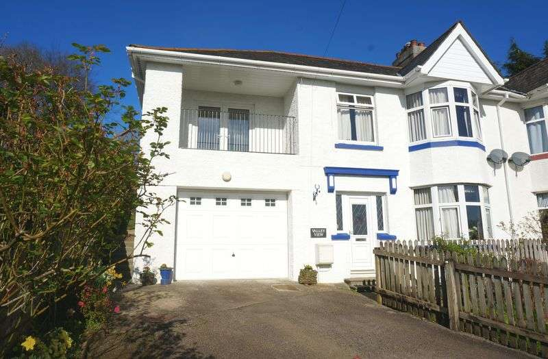 5 Bedrooms Semi Detached House for sale in Sand Hill, Gunnislake