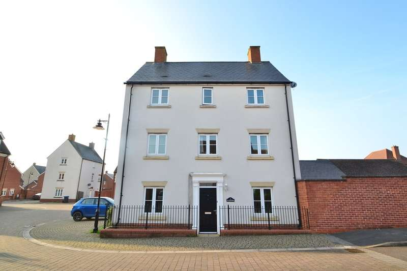 4 Bedrooms Detached House for sale in Amesbury
