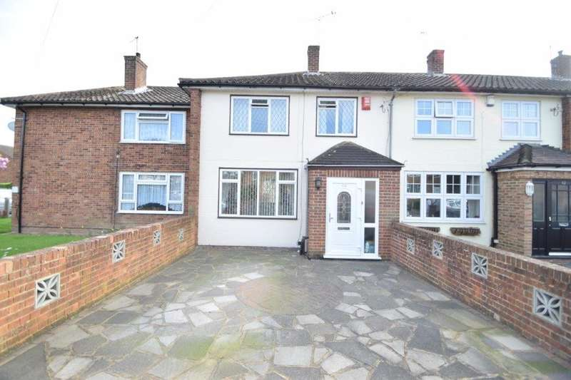 2 Bedrooms Terraced House for sale in Monksfield Way, Slough, SL2