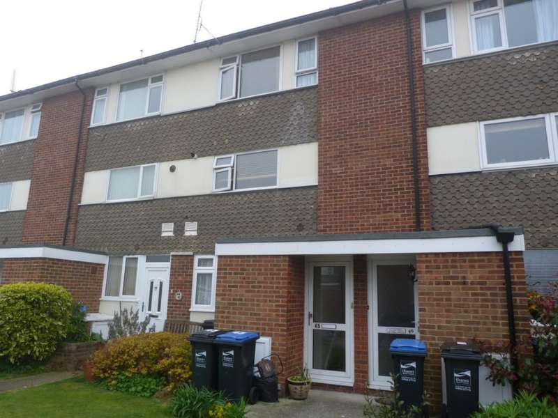 2 Bedrooms Maisonette Flat for sale in Magdalen Court, Broadstairs