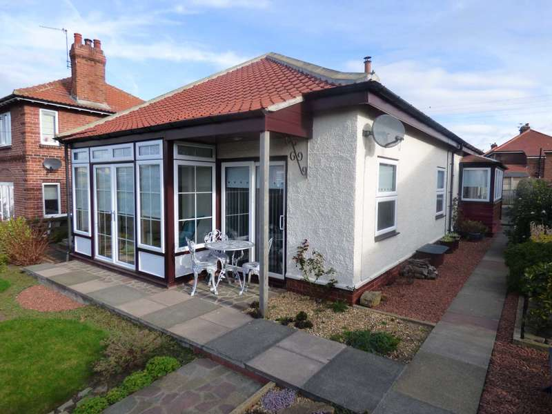 3 Bedrooms Detached Bungalow for sale in Whitby Road, Staithes