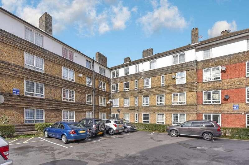 1 Bedroom Flat for sale in Albion Estate, Swan Road, London SE16