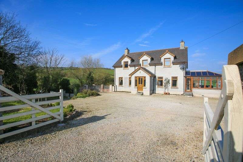 4 Bedrooms Detached House for sale in 21 Mullaghglass Road, Scarva
