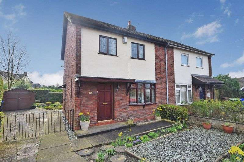2 Bedrooms Semi Detached House for sale in Cotswold Crescent, Milton