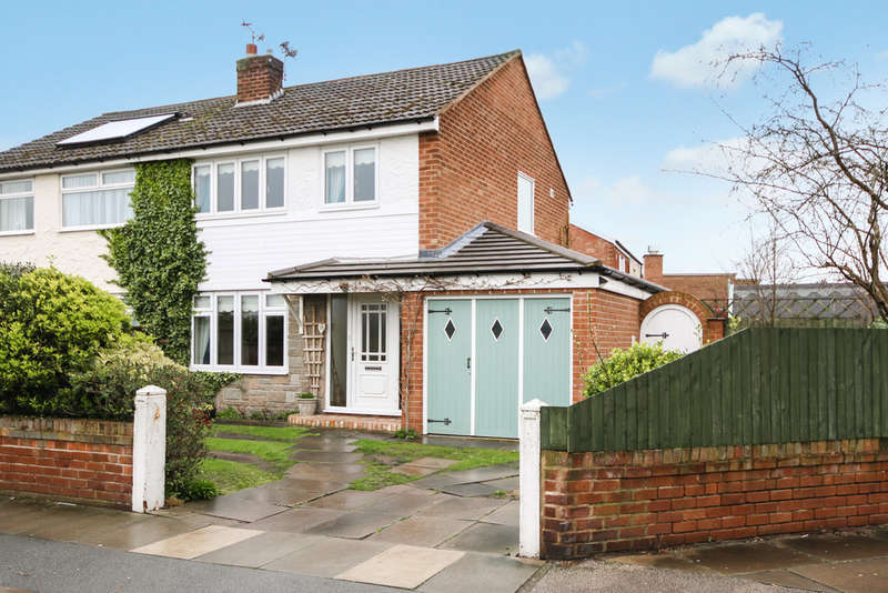 3 Bedrooms Semi Detached House for sale in Shaftesbury Road, Birkdale, Southport