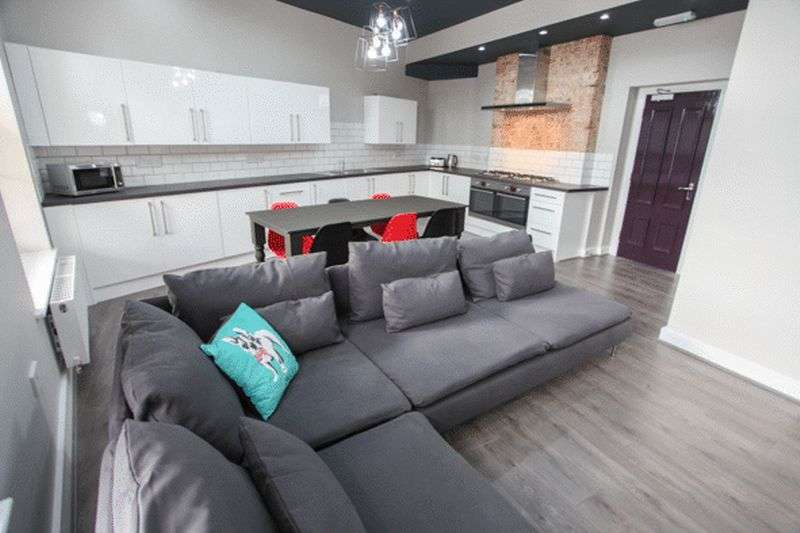 9 Bedrooms Property for rent in Irvine Street, Liverpool (Available 2017-18)