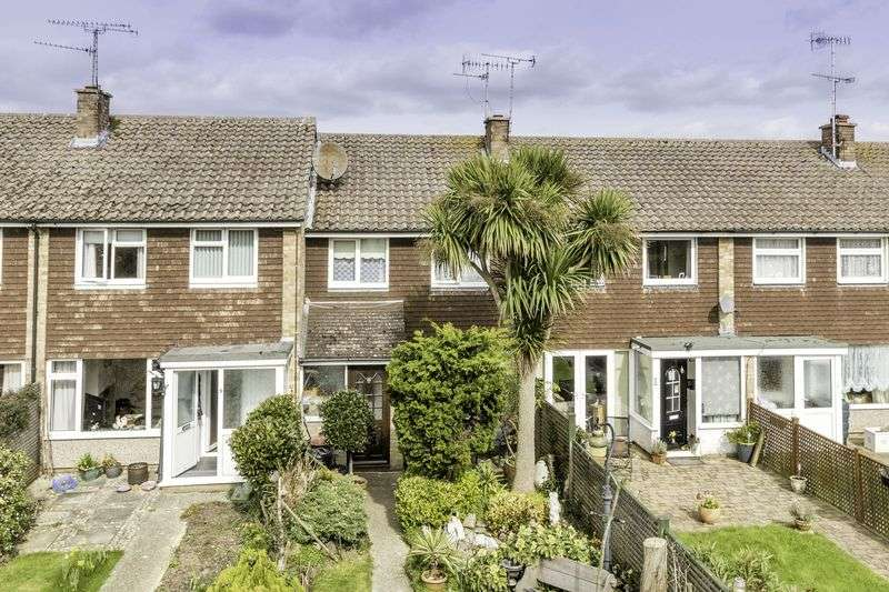 3 Bedrooms Terraced House for sale in East Preston