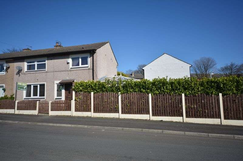 3 Bedrooms Semi Detached House for sale in Shakespeare Avenue, Great Harwood