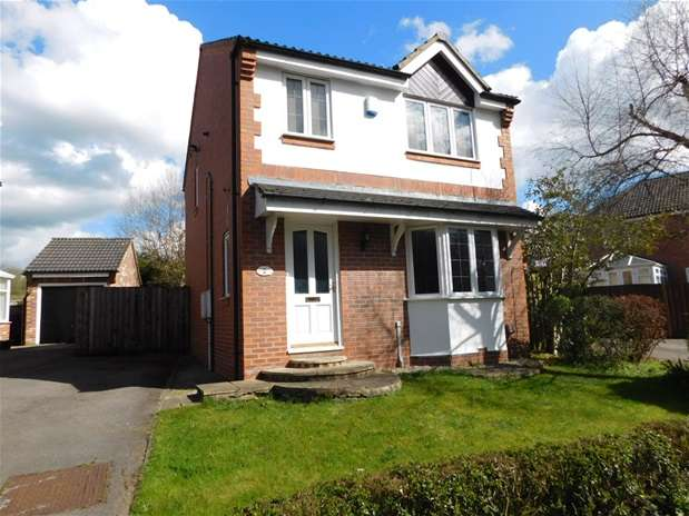 3 Bedrooms Detached House for sale in Parklands View, Yeadon, Leeds