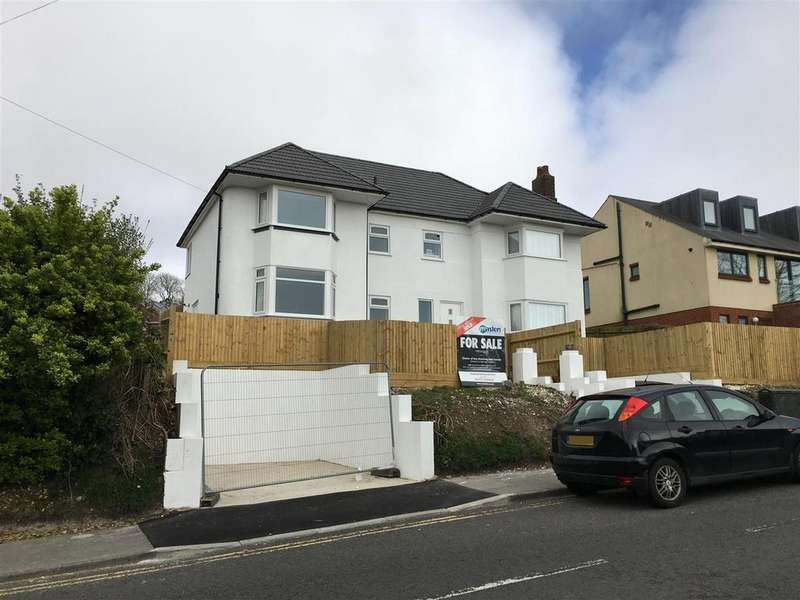 4 Bedrooms Semi Detached House for sale in Balsdean Road, Woodingdean