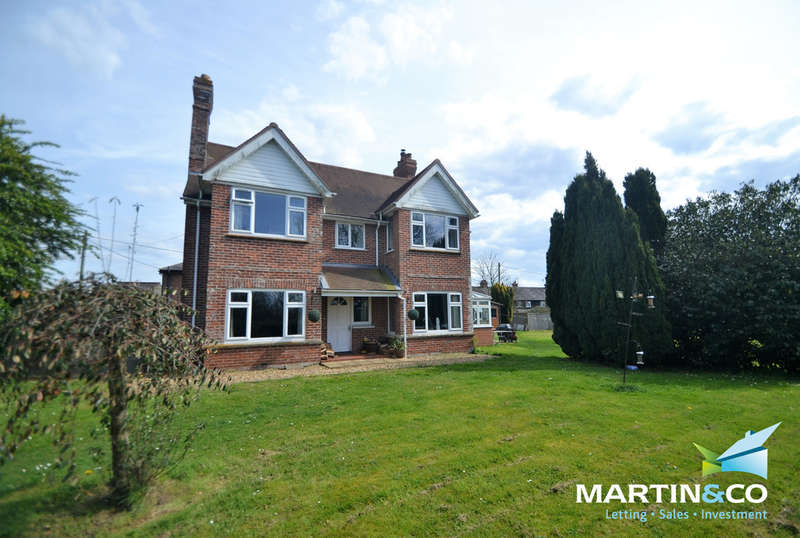 5 Bedrooms Detached House for sale in Fordingbridge, Hampshire
