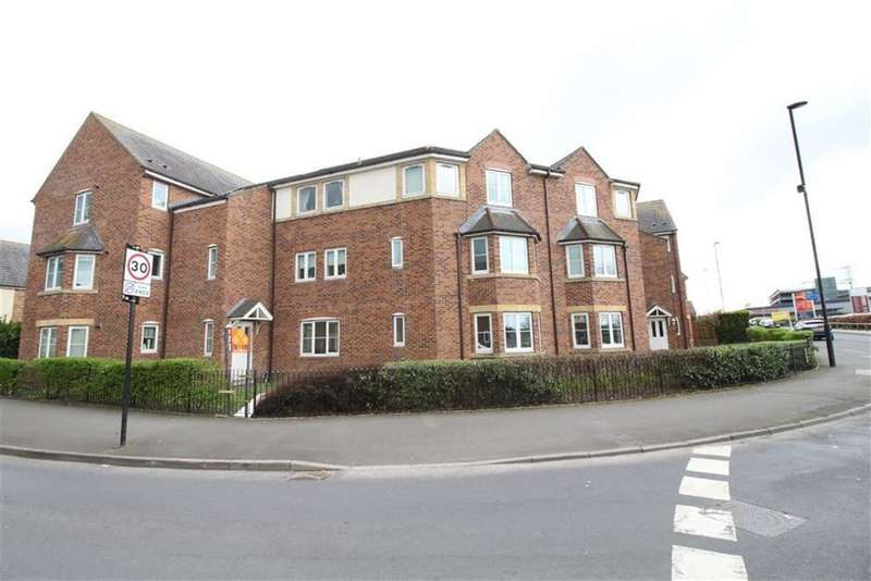 2 Bedrooms Apartment Flat for sale in Heathfield, West Allotment, Tyne Wear