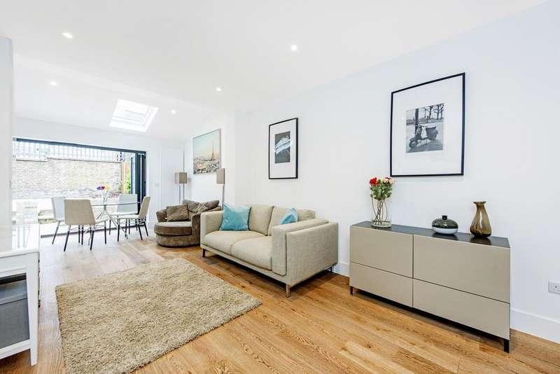 Studio Flat for sale in St. John's Hill, SW11