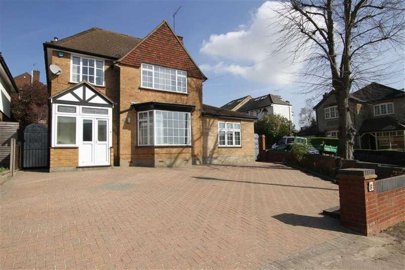 4 Bedrooms Detached House for sale in Tudor Road, Barnet, Herts, EN5
