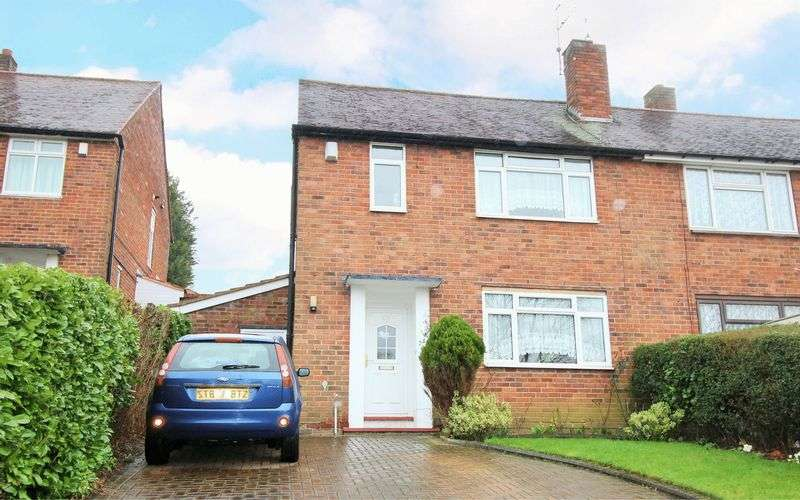 2 Bedrooms Semi Detached House for sale in The Portway, Kingswinford