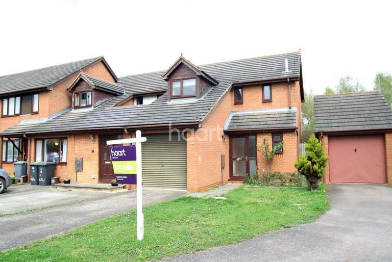 3 Bedrooms End Of Terrace House for sale in Barkers Piece, Marston Moretaine