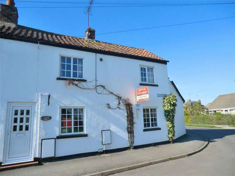2 Bedrooms Cottage House for sale in Coppergate, Nafferton