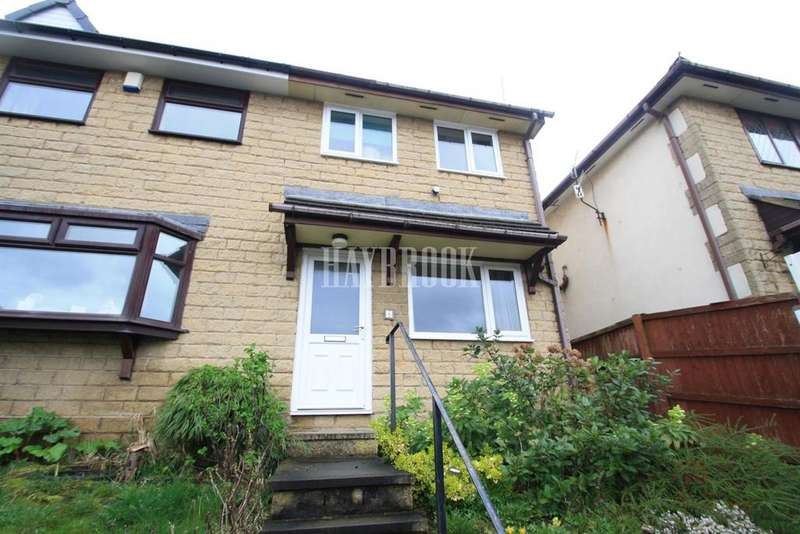 3 Bedrooms Semi Detached House for sale in Paterson Court, Stocksbridge