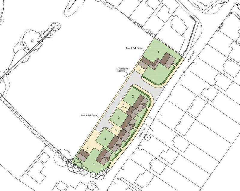 Plot Commercial for sale in Marchington, Uttoxeter, Staffordshire