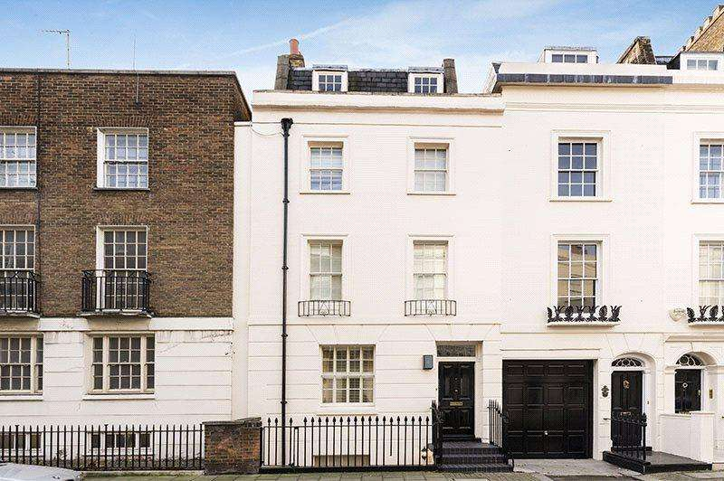 3 Bedrooms Terraced House for sale in South Eaton Place, London, SW1W
