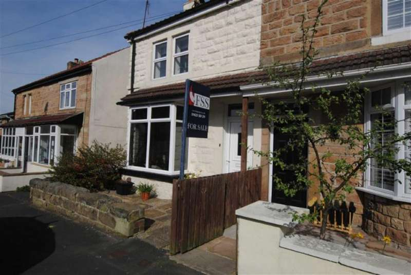 2 Bedrooms Semi Detached House for sale in Electric Avenue, Harrogate, HG1