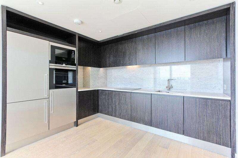 1 Bedroom Flat for sale in Biscayne Avenue, Tower Hamlets, London, E14