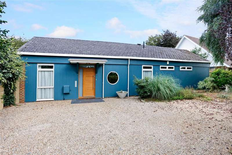 4 Bedrooms Detached Bungalow for sale in Wootton Road, Henley-on-Thames, Oxfordshire, RG9