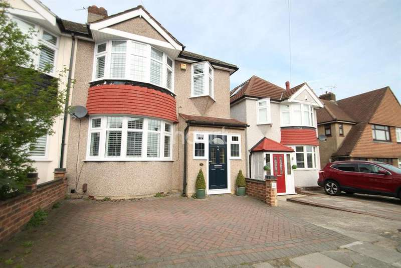 3 Bedrooms Semi Detached House for sale in North Road, Dartford, DA1