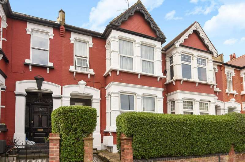 5 Bedrooms Terraced House for sale in Princes Avenue, London