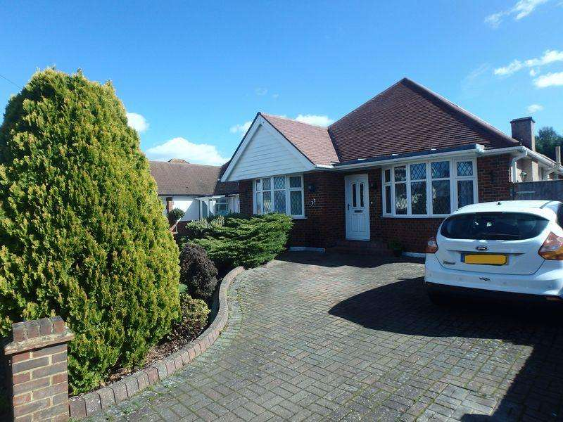 3 Bedrooms Detached Bungalow for sale in Highfield Drive, Epsom