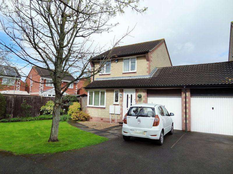 3 Bedrooms Link Detached House for sale in Tulip Tree Road, Bridgwater