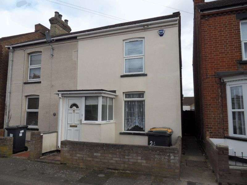 3 Bedrooms Semi Detached House for sale in Thornton Street, Kempston