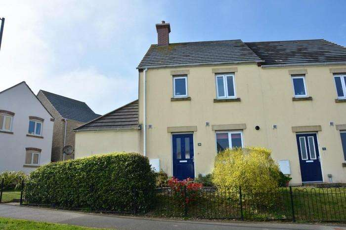 3 Bedrooms Town House for sale in 20 Pasmore Road, HELSTON, TR13
