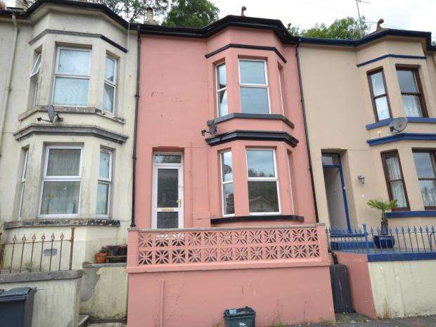3 Bedrooms Terraced House for sale in Glenmore Road, Brixham, Devon