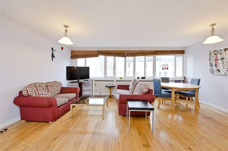 3 Bedrooms Flat for sale in Uxbridge Road, Shepherd's Bush