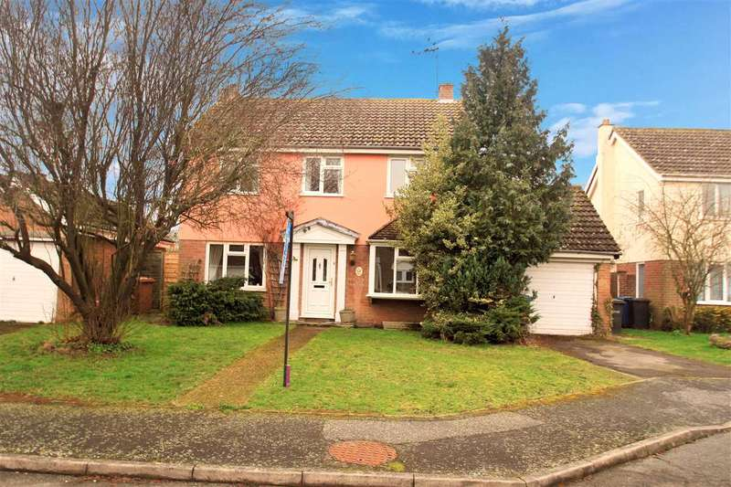 3 Bedrooms Detached House for sale in Strickmere, Stratford St. Mary, Colchester