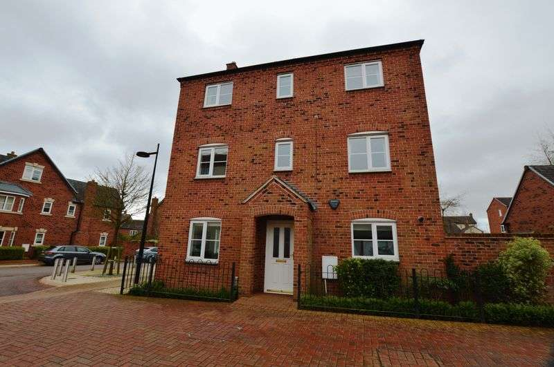 4 Bedrooms Terraced House for sale in Round House Park, Telford