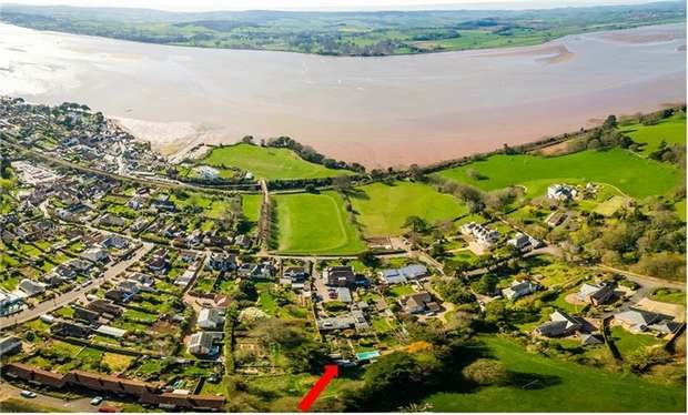 Detached Bungalow for sale in Burgmanns Hill, Lympstone, Devon