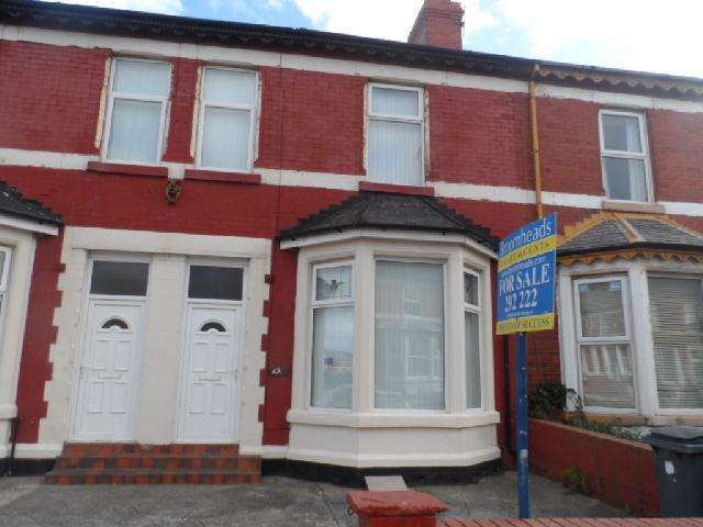 5 Bedrooms Terraced House for sale in Egerton Road, Blackpool, FY1 2NW