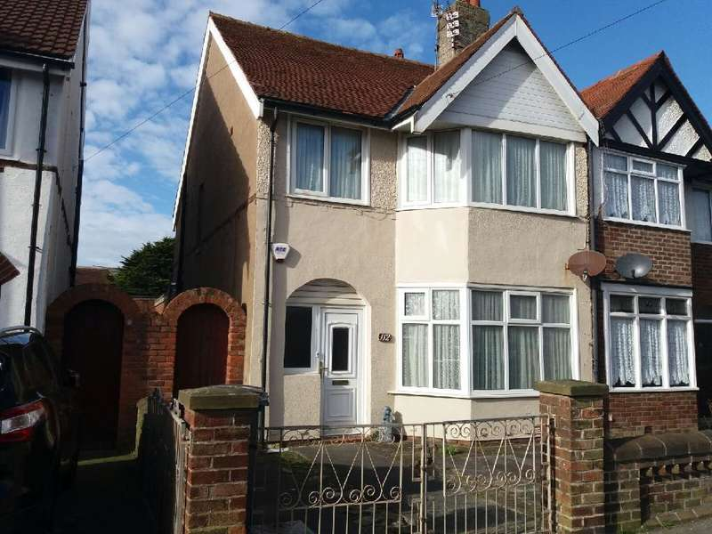3 Bedrooms Semi Detached House for sale in Holmfield Road, Blackpool, FY2 9RD